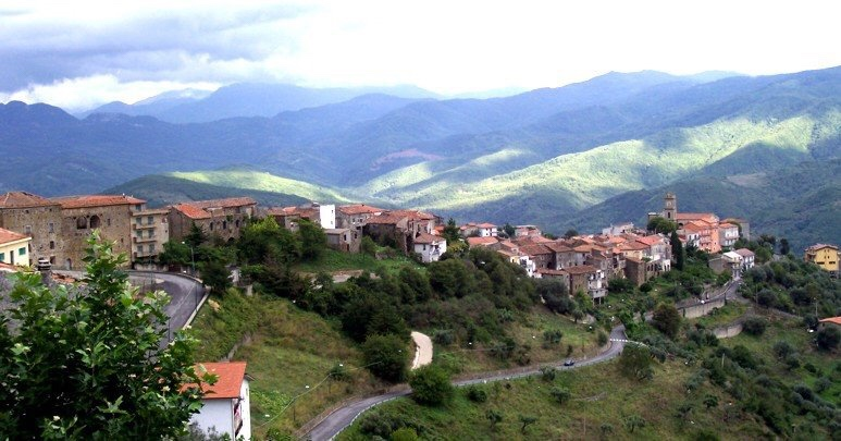 The town of Cicerale