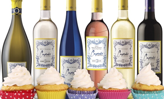 Wines from Cupcake Vineyards