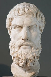 Epicurus, Ancient Greek philosopher