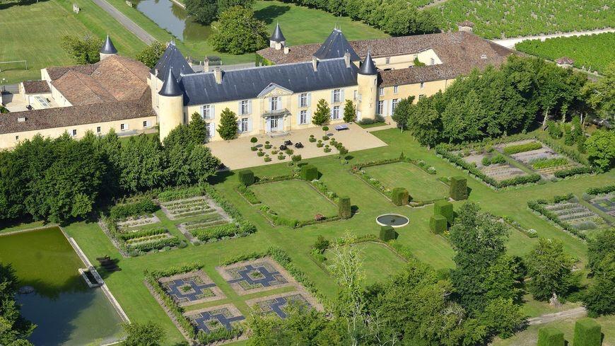 Château Suduiraut in Bordeaux, France