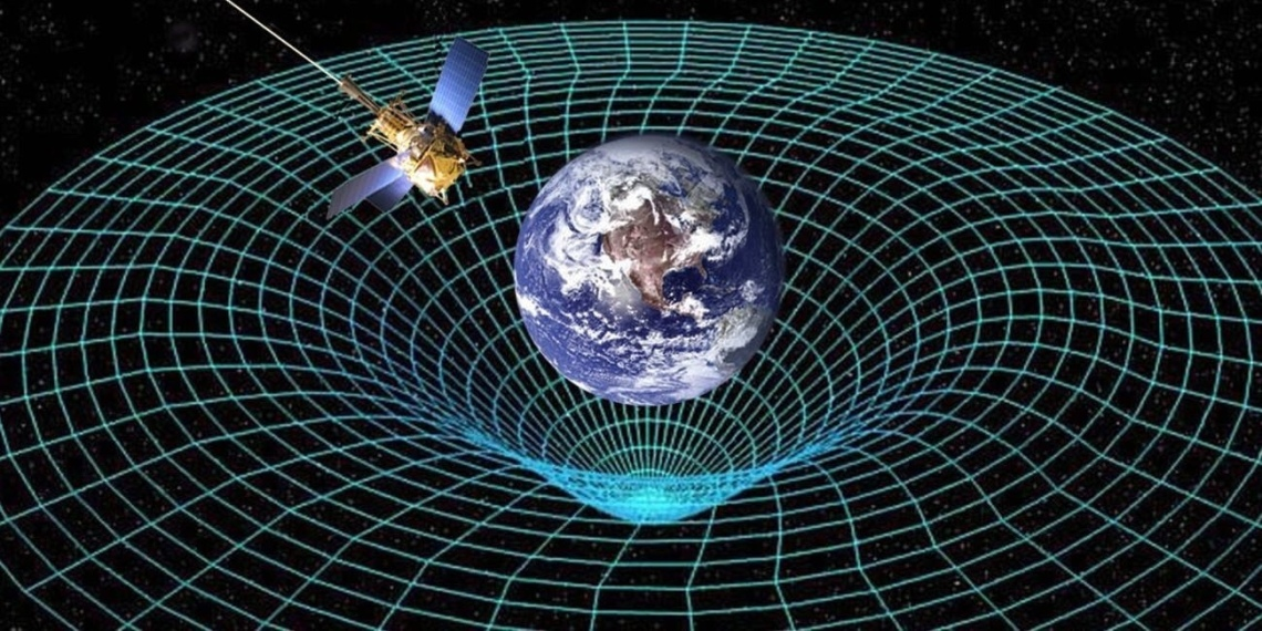 The space-time continuum