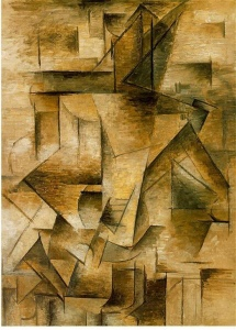 Guitar Player, Pablo Picasso, 1910