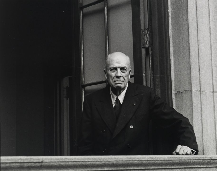 Edward Hopper, American Realist painter (1882-1967)
