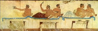 Il simposio greco