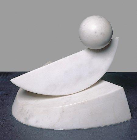 Barbara Hepworth, Two Segments and a Sphere, 1936